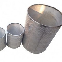 Basket Strainer With Stainless Steel Basket 10 Inch Connections