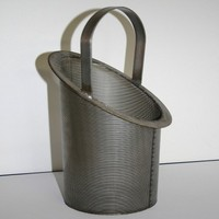 DIN Standard Stainless Steel Basket Strainer