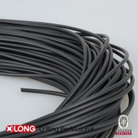 Food grade Insulation rubber cord extruded rubber cord