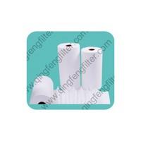 1.0 Micron Filter Paper Glass Fiber Membrane for Air Filtration