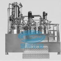 API Pilot reaction plant