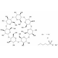 Betadex Sulfobutyl Ether Sodium, CAS 182410-00-0, Captisol,