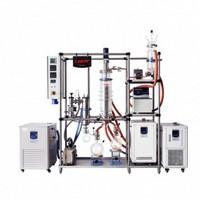 Hybrid Wiped Film Molecular Distillation Unit
