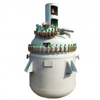 AE/K Type Glass-lined Reactor