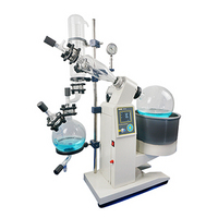 High Quality Automatic Lifting  Oil 6L Distillation Equipment