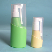 Spray Bottles with Long Spray pumps