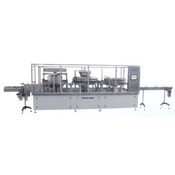 QGF Series IV Solution Plastic-bottle Wash-Fill-Seal Machine other api equipment