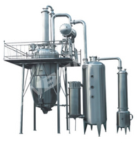 RCN Thermal reversed flow distillation concentrator