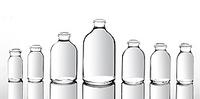 Flint Glass Vial,USP type I,II,II