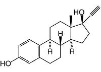 Ethinylestradiol (DMF)
