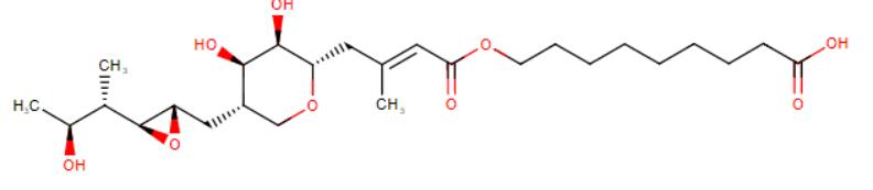 List of Mupirocin Calcium Bulk powder Manufacturers from China