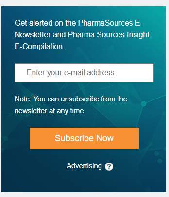 How to Subscribe Pharma Sources Insight